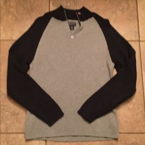 Polo Jeans Company Quarter Zip Sweater